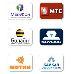 Операторы сотовой связи Путятино