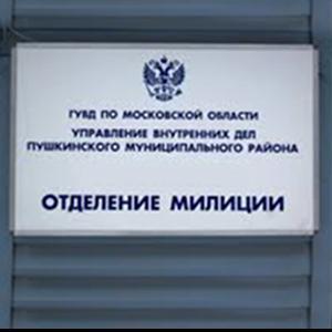 Отделения полиции Путятино