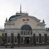 Железнодорожные вокзалы в Путятино