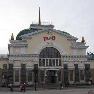Железнодорожные вокзалы Путятино